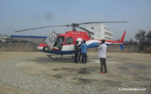 Bara car crash: Injured CDO airlifted to Kathmandu