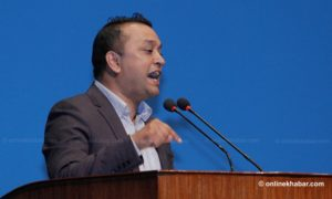 PM's address to the nation: Gagan Thapa asks 11 questions to Oli