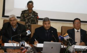 Govt won't restrict freedom of expression, claims Minister Banskota