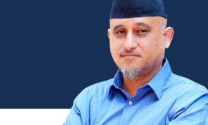 Bibeksheel Nepali founder Ujwal Thapa no more