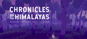Chronicles of the Himalayas: This game aims to take Nepali culture to the world