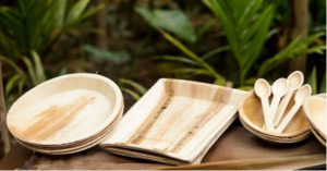 Leaf Plus: This startup aims to replace plastic plates with microwavable taparis