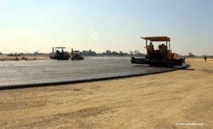 Gautam Buddha International Airport construction hits snag