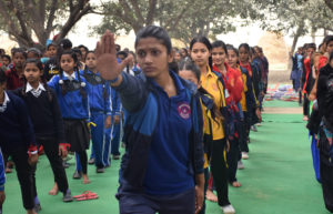 From NGO to enterprise: The paradigm shift of self-defence training in Nepal