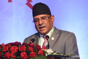 Dahal challenges disqualified combatants to take conflict-era issues to The Hague