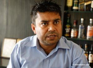 Back home from Australia, this Nepali youth sets example by selling dhindo