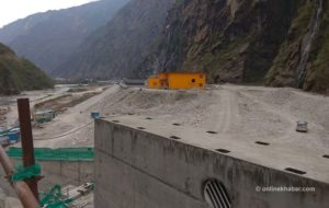 Upper Tamakoshi in the final state; tunnel ready by April 21