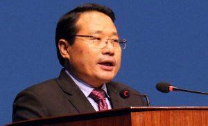 Pun says Nepal itself will build Budhigandaki
