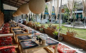 Nomads Garden Lounge review: Good food, better ambience