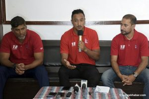 Nepal team announced for ICC T20 World Cup Asia Qualifier