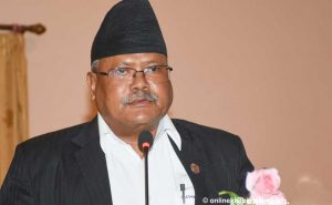 Baluwatar land scam: Gachhadar refuses to receive summons