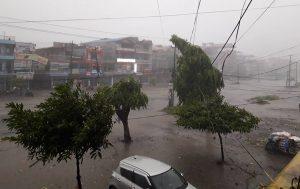 Storm kills Nawalpur child