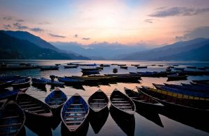 Pokhara city's efforts to save Phewa lake from encroachment are futile. Here's how