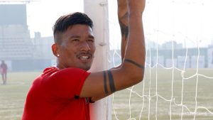 Kiran Chemjong joins Indian club for the second term