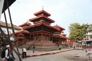 UNESCO withdraws from Hanumandhoka Durbar Square temple restoration citing 'threats to workers'