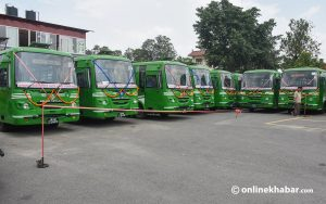 Sajha Yatayat gets Rs 3 billion to buy new electric buses