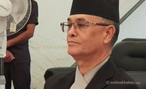 CJ Rana blocks Oli's commissioner appointment plan