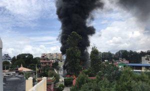 Subisu's Kathmandu office gutted