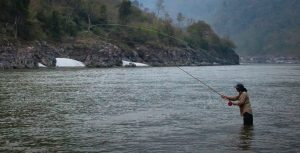 Angling the water tigers: A breakthrough in adventure tourism