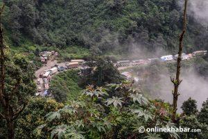 Naubise-Nagdhunga traffic jam under control, say police