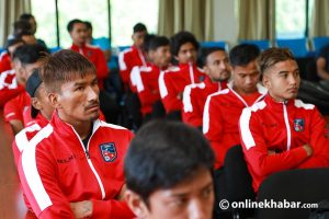 World Cup Qualifiers: Nepal footballers leave for Kuwait