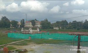 Ranipokhari reconstruction: 80% works over