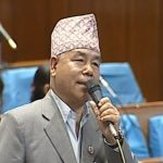 NCP split: Oli faction removes Dev Gurung from chief whip