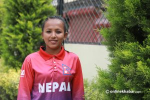 Kajal Shrestha: This lady who defied patriarchy to grow as a cricketer can help Nepal win prized SAG medal