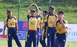 Chitwan Rhinos win Women's Champions League