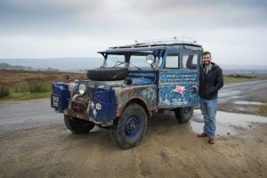 Last Overland arrives in Nepal. And here, the expeditioner explains highs and lows of his trip
