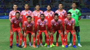 Nepal to face Jordan in World Cup Qualifiers tonight
