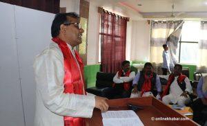 CM Raut seeks awareness raising to eradicate malnutrition