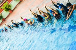 Nepali kids with disabilities learn swimming as therapy and life-saving skill