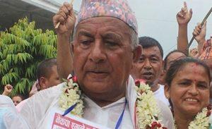Bagmati Governor Prasain tests positive for coronavirus
