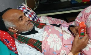Police bar Dr Govinda KC from TUTH, take him to Trauma Centre