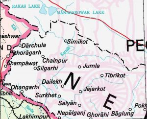 Kalapani dispute reappears with India opening Manasarovar link road