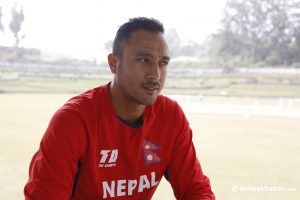 I still have a lot to offer for Nepali cricket: Paras Khadka