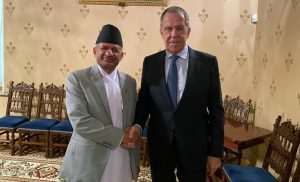Nepal, Russia to sign military cooperation agreement