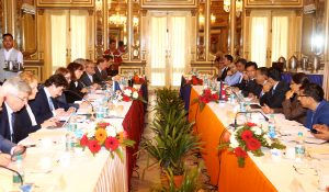 Nepal-EU Joint Commission meeting kicks off