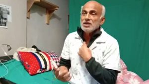 KC refuses to get on army chopper, vows to continue hunger strike