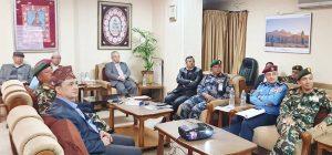 Govt says security plan for Nov 30 polls ready