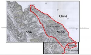 Nepal uncertain about covering Lipulekh-Limpiyadhura in census