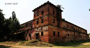 The buried kingdom of Simraungadh