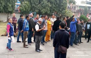 After one-vote defeat, Congress demands repoll in Dharan-7