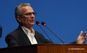 Bhattarai defends his govt's decision about Matatirtha land