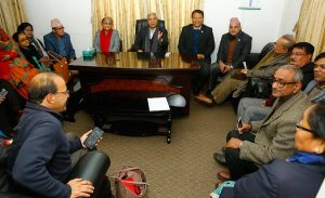 Nepali Congress undecided on whether to file candidacy for deputy speaker