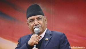 Dahal refutes reports of his meeting with India's RAW chief