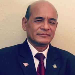 Prakash Man Shrestha 'Sakwo'`