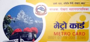 Pokhara introduces law to enforce e-ticketing in public transportation
