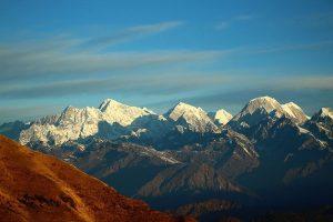 The ancient trail to Kalinchok: Memoir II